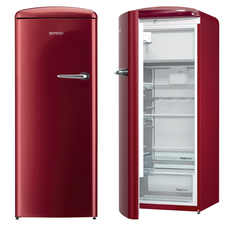 Gorenje 60cm Retro Frost Free Fridge Freezer - ORB153R