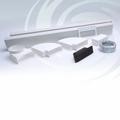 Luxair 3.5 Metre Cooker Hood Ducting Kit - LA0023M