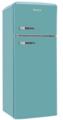 Amica 55cm Static Retro Fridge Freezer - FDR2213DB