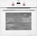 Amica 60cm Conventional Electric Single Oven - ASC420WH