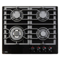 Amica 60cm 4 Burner Gas On Glass Hob - PHCZ6511