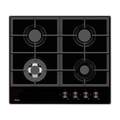 Amica 60cm 4 Burner Gas On Glass Hob - PHCZ6512
