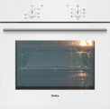 Amica 60cm Multifunction Single Oven - ASC200WH
