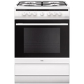 Amica 60cm Single Cavity Gas Cooker - 608GG5MSW