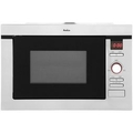 Amica 38.8cm 1000W Built In Microwave Oven/Grill - AMM25BI