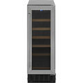 Amica Freestanding Under Counter Slimline Wine Cooler - AWC300SS