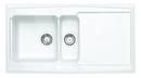 Astracast Ceramic Single + Half Bowl - G73994