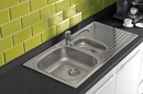 Astracast Single + Half Bowl and Monobloc Tap - G73199