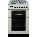 Baumatic 50cm Twin Cavity Electric Cooker - BCE520IV