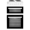 Beko 50cm Electric Double Oven Cooker - EDP503W