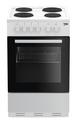 Beko 50cm Single Cavity Electric Cooker - KS530W