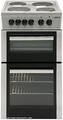 Beko 50cm Twin Cavity Electric Cooker - BD532AS