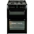 Beko 60cm Double Oven Gas Cooker - BDVG694KP