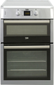 Beko 60cm Double Oven Induction Cooker - BDVI675NTS