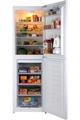 Beko 60cm Static Fridge Freezer - CS6914APW