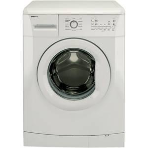 beko wml 61432 meu waschmaschine fl a 164 kwh jahr 1400 upm 6 kg wei. Black Bedroom Furniture Sets. Home Design Ideas