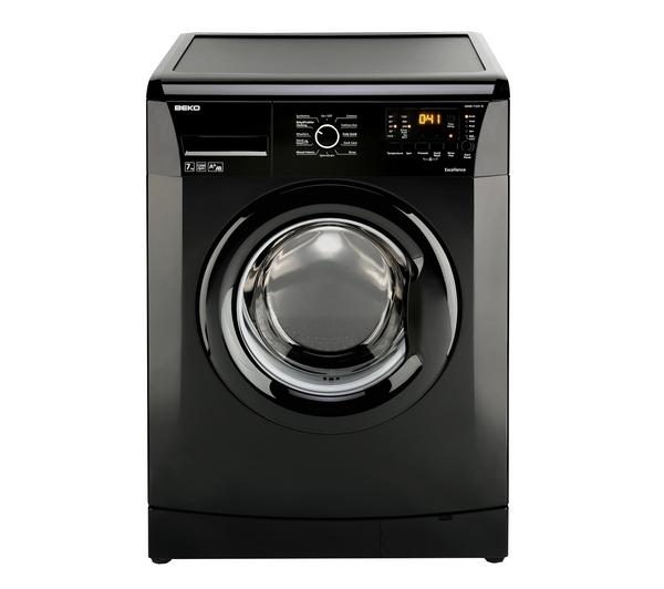 beko 7kg 1200 spin washing machine wmb71231b west. Black Bedroom Furniture Sets. Home Design Ideas