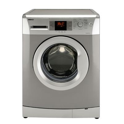 beko 7kg 1400 spin washing machine wmb714422s. Black Bedroom Furniture Sets. Home Design Ideas