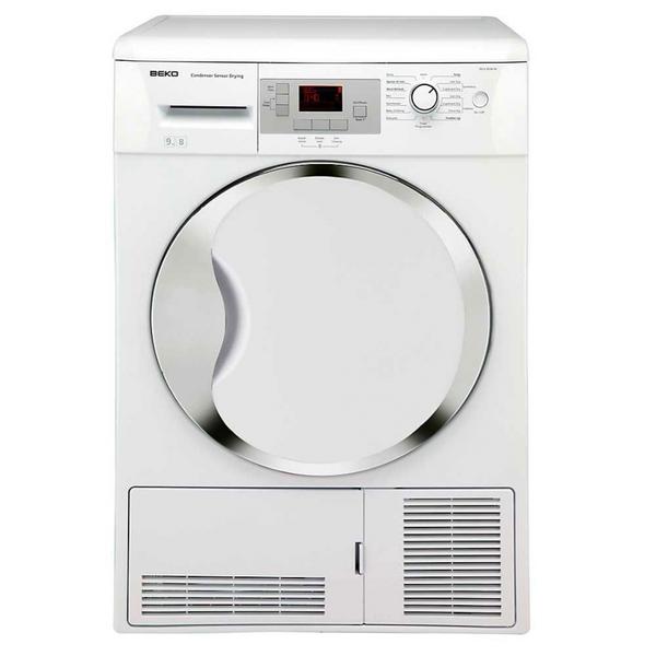 User manual Beko 7kg Condenser Dryer BDC710W