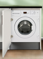Beko 8kg 1300 Spin Integrated Washing Machine - WMI81341