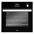 Belling 60cm Conventional Gas Single Oven - BI602G BLK