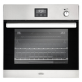 Belling 60cm Conventional Gas Single Oven - BI602G STA