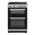 Belling 60cm Double Oven Electric Cooker - FSE608D