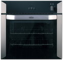 Belling 60cm Gas Single Oven - BI60GSTA