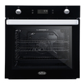 Belling 60cm Multifunction Electric Single Oven - BI602MFPY BLK