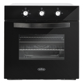 Belling 60cm Multifunction Electric Single Oven - BI602MM BLK