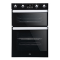 Belling 90cm Built In Electric Double Oven - BI902MFCT BLK