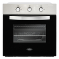 Belling 60cm Multifunction Electric Single Oven - BI602MM SS