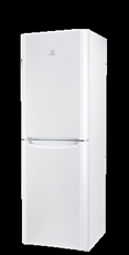 Indesit 60cm Static Upright Fridge Freezer - BIAA134PF