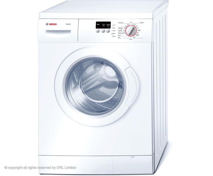 bosch 6kg 1200 spin washing machine wae24063 west. Black Bedroom Furniture Sets. Home Design Ideas