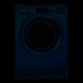 Candy 10kg 1400 Spin Washing Machine - GVS 1410DC3/1-80