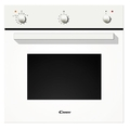 Candy 60cm Conventional Gas Single Oven - OVG505/3W