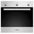 Candy 60cm Conventional Gas Single Oven - OVG505/3X