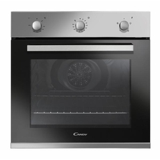 Candy 60cm Fan Assisted Electric Single Oven - FCP403X/E