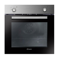 Candy 60cm Multifunctional Electric Single Oven - FCP600X/E