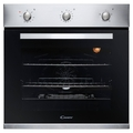 Candy 60cm Fan Assisted Electric Single Oven - FCP403X