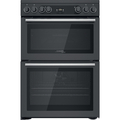 Cannon 60cm Double Oven Electric Cooker - CD67V9H2CA