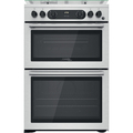 Cannon 60cm Double Oven Gas Cooker - CD67G0CCX