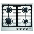 Caple 4 Burner Gas Hob - C848G