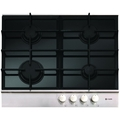 Caple 4 Burner Gas on Glass Hob - C739G