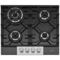Caple 4 Burner Gas on Glass Hob - C786G