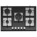Caple 5 Burner Gas Hob - C871GBK