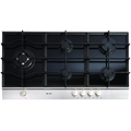 Caple 5 Burner Gas on Glass Hob - C769G