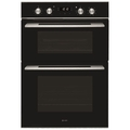 Caple 65/40 Litre Built in Electric Double Oven