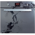 CDA 60cm Fan Assisted Electric Single Oven - SVA150SS