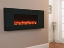 Celsi Electricflame Wall Mounted Electric Fire - EFH11GRRE (1100 Basalt Granite)